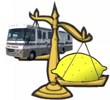 Is your RV a lemon?